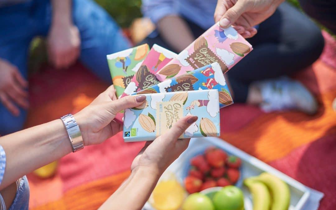 Ростар БГ представя колекцията си шоколадови изкушения на Grand Chocolate Festival DeLUXE 2019!